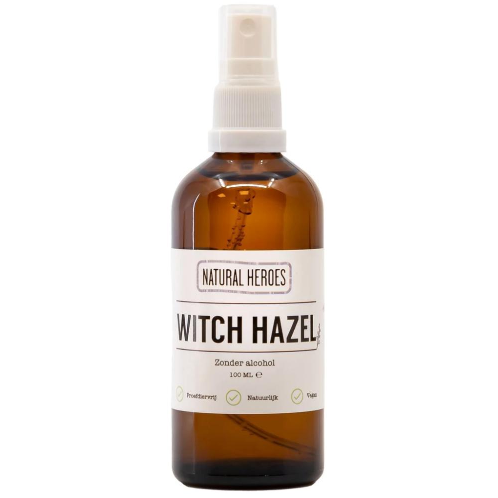 Witch Hazel (Zonder Alcohol) Alcohol, Toverhazelaar