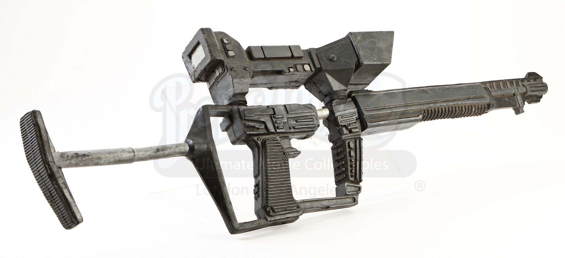 V Tv Series Stunt Visitor S Rifle