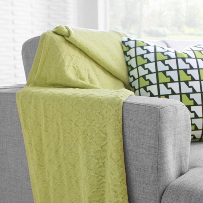 Current in Grass Throw - Your source for Inhabit products, modern ...