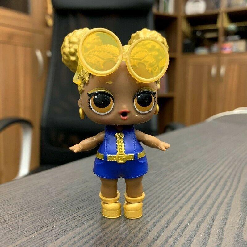Series 4 Under Wrap Dolls AUTHENTIC Lol Surprise Doll BIG SIS SOUL BABE