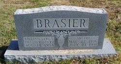Lillian <i>Sykes</i> Brasier