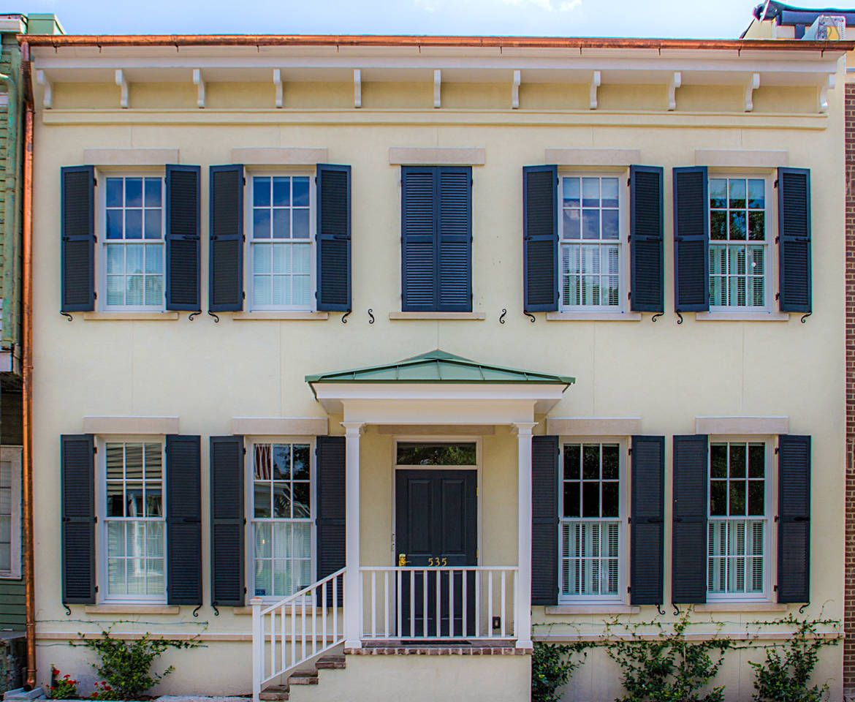 Jasmine Quarters Unit B In Savannah Downtown Apartment Georgia Vacation Apartments For Rent