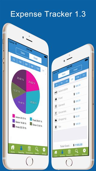 spending expense tracker is a expense tracker app that helps to