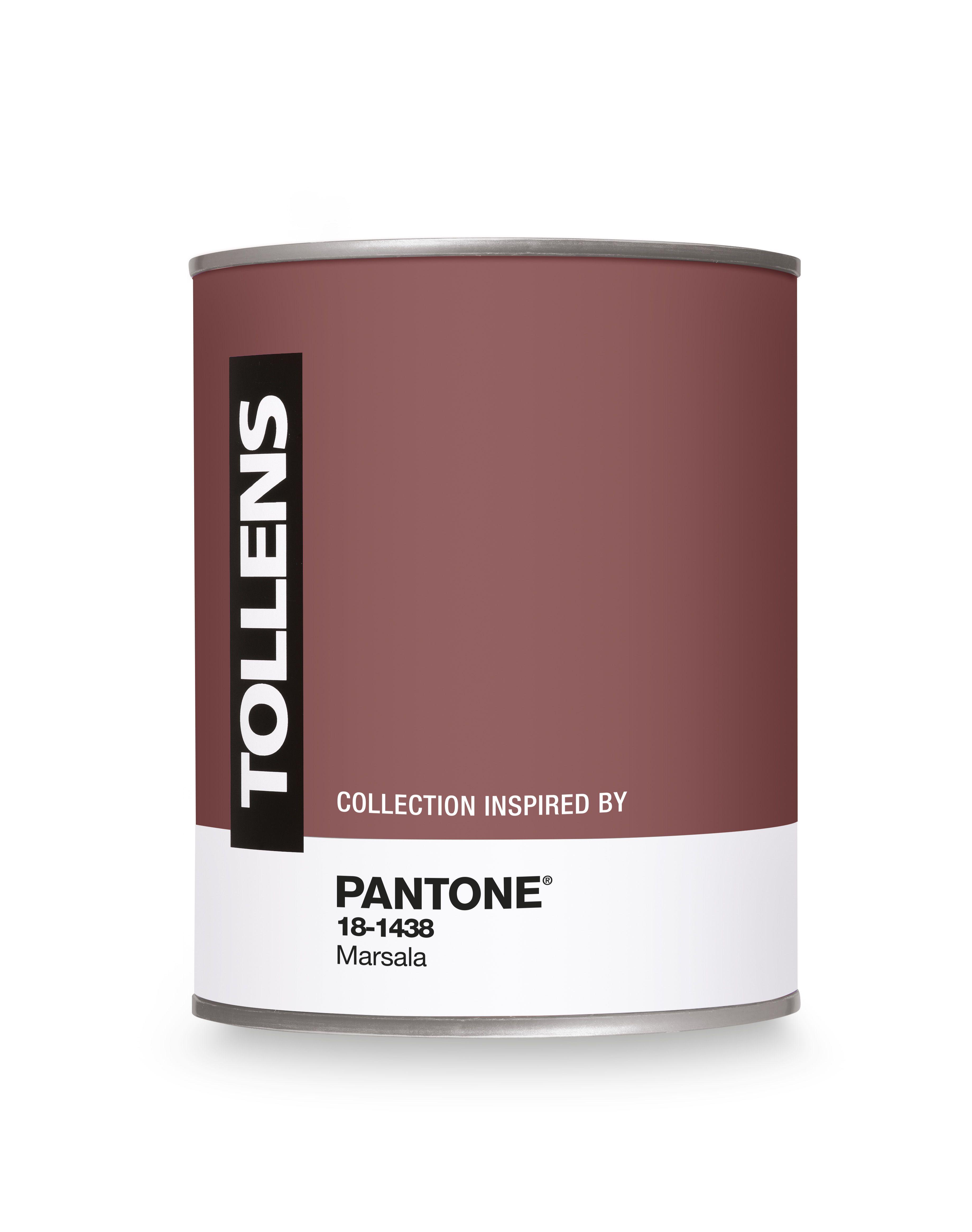 Ou Trouver La Peinture Tollens la nouvelle couleur de l'année dans la collection pantone