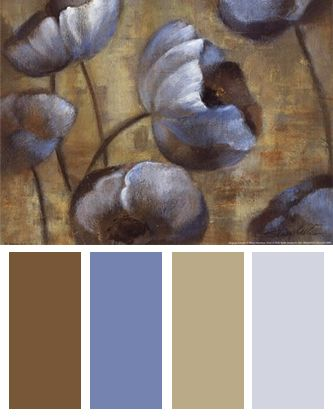 Best 25 brown color palettes ideas on pinterest brown - Grey and brown colour scheme ...