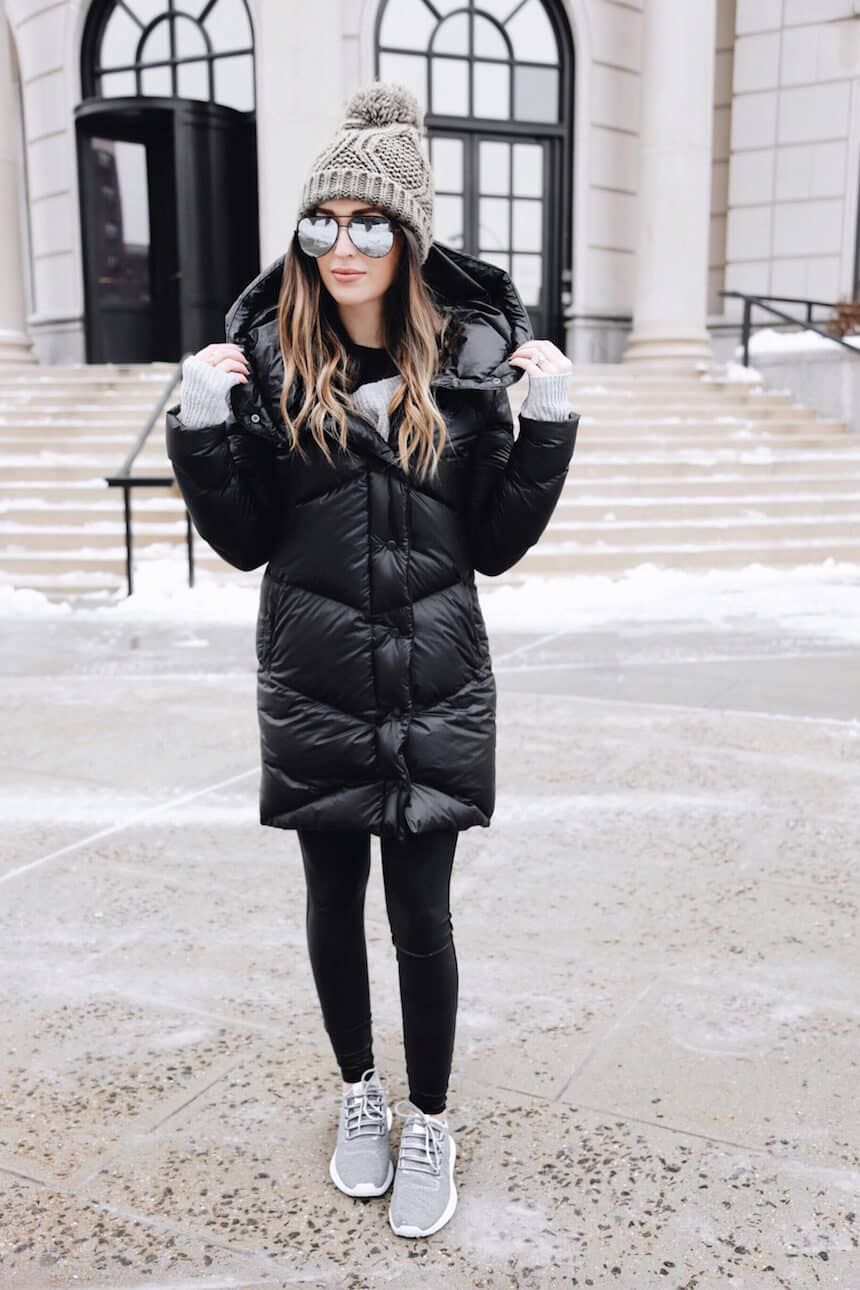 25 Winter Outfits Mit Mütze die Mehr tun als Sie Warm Halten #winteroutfitscold