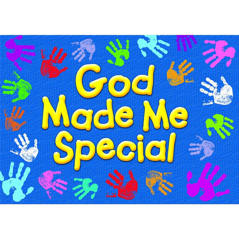 TA-67711 God Made Me Special ARGUS Large Poster Add