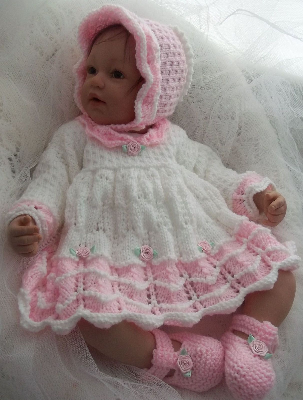 Tipeetoes Handmade Knitted Baby Wear Baby Amp Reborn Doll