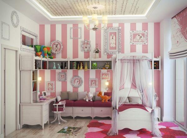 Schlafzimmer Pink ~ Shabby chic schlafzimmer wollen sie mehr romantik und