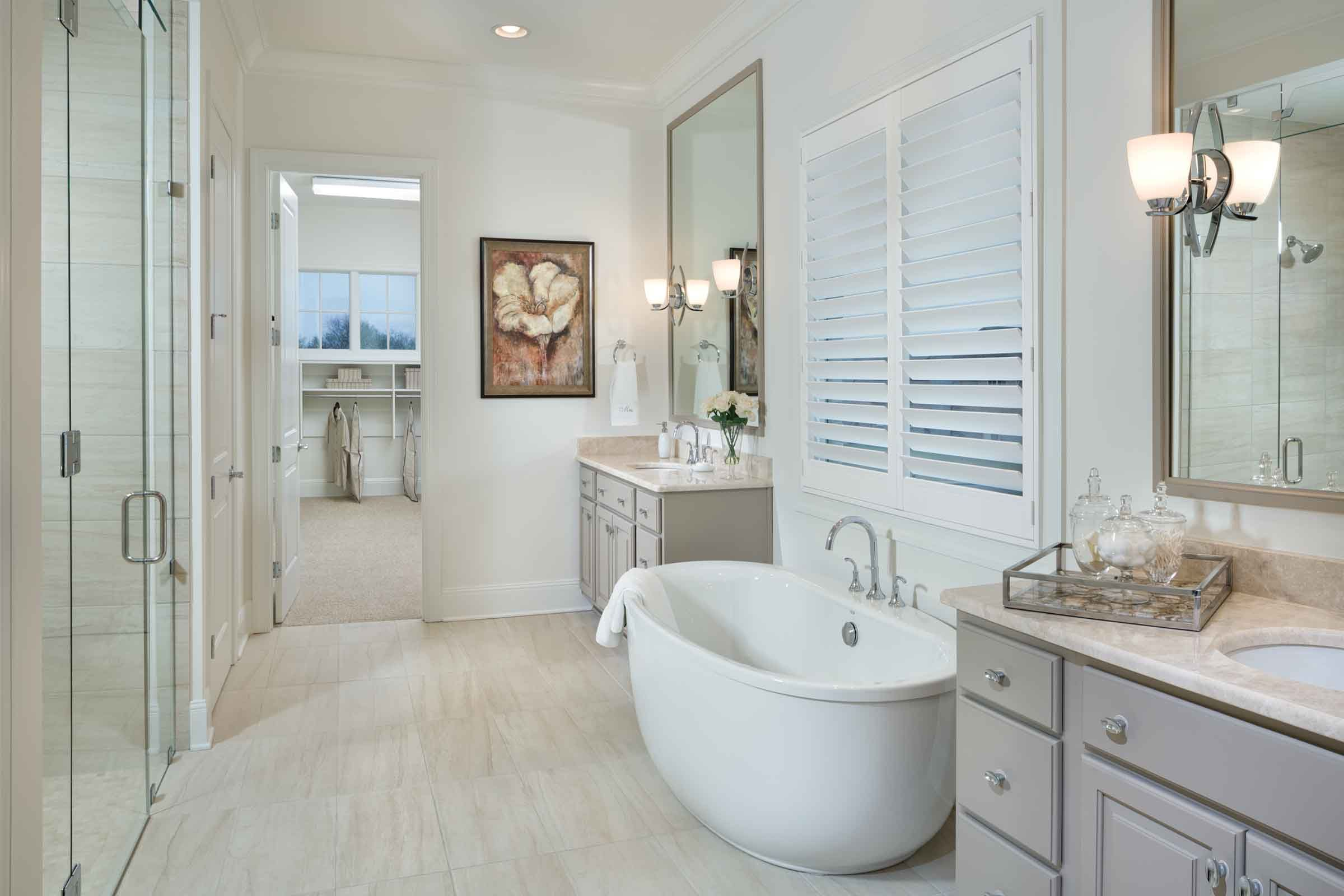 A Master Bathroom Should Be Your Serenity Let Our Team Help