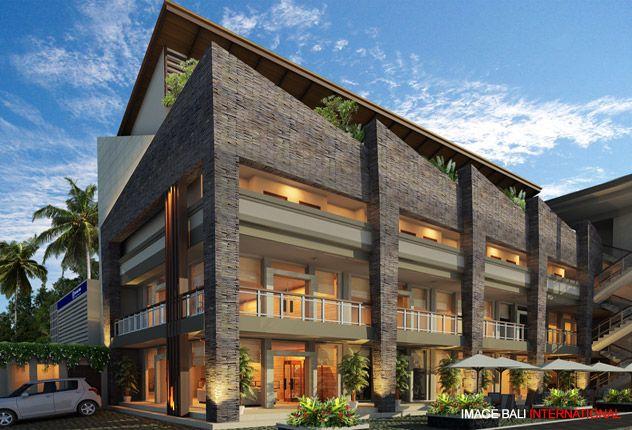 Bali Modern Architecture Image Bali Architects