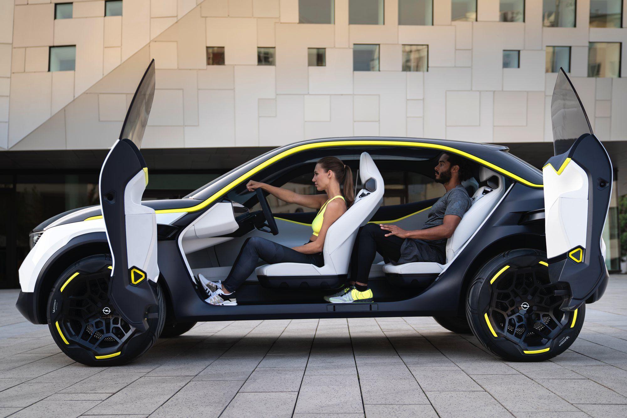 Schweiz Premiere – Opel GT X Experimental in Solothurn