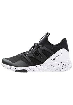 Reebok - LM HAYASU - Sneakers - black/white/atomic red