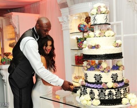 Celebrity Wedding Cakes Tasty Food Snacks Wedding Cakes Yes