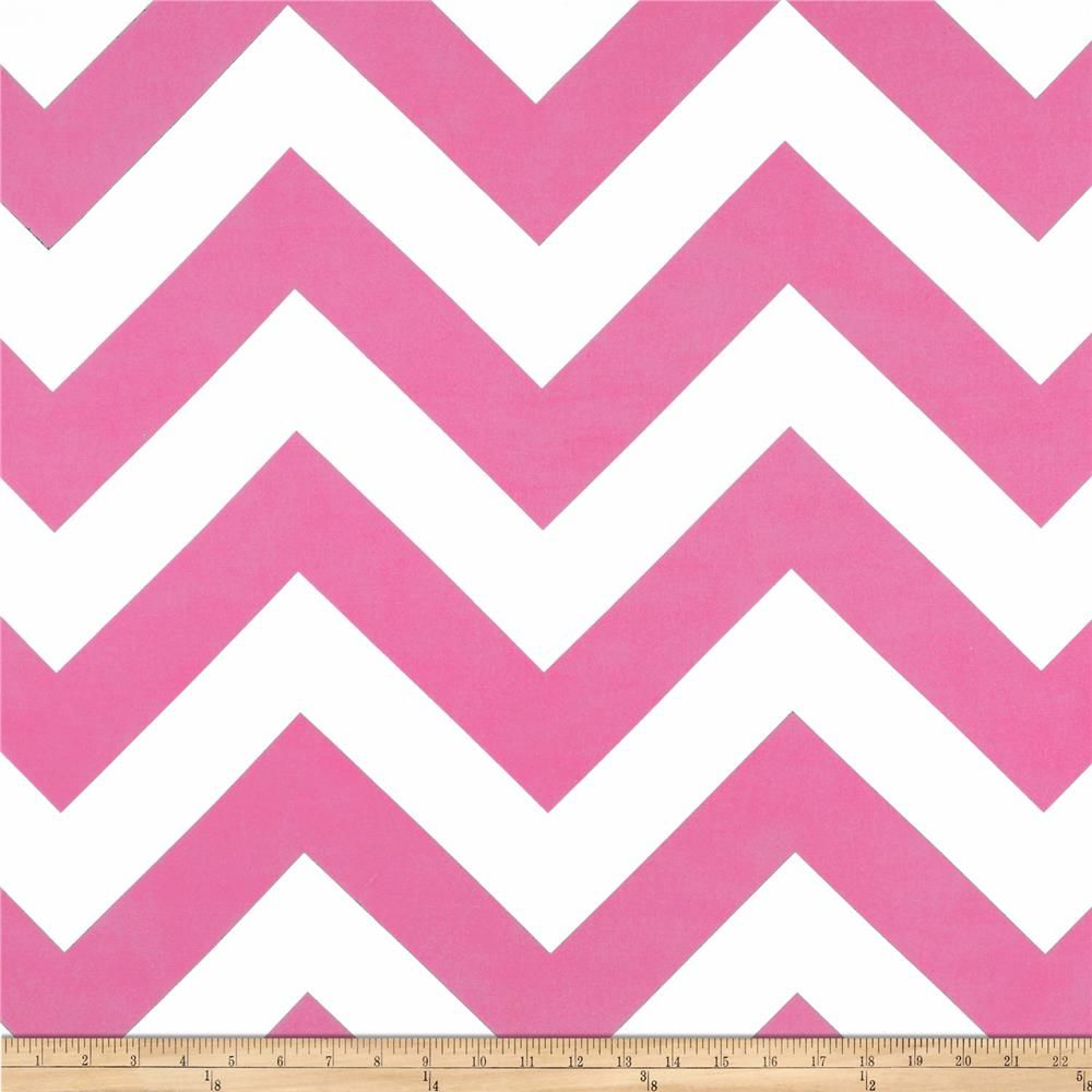 RCA Chevron Sheers Baby Pink From @fabricdotcom This