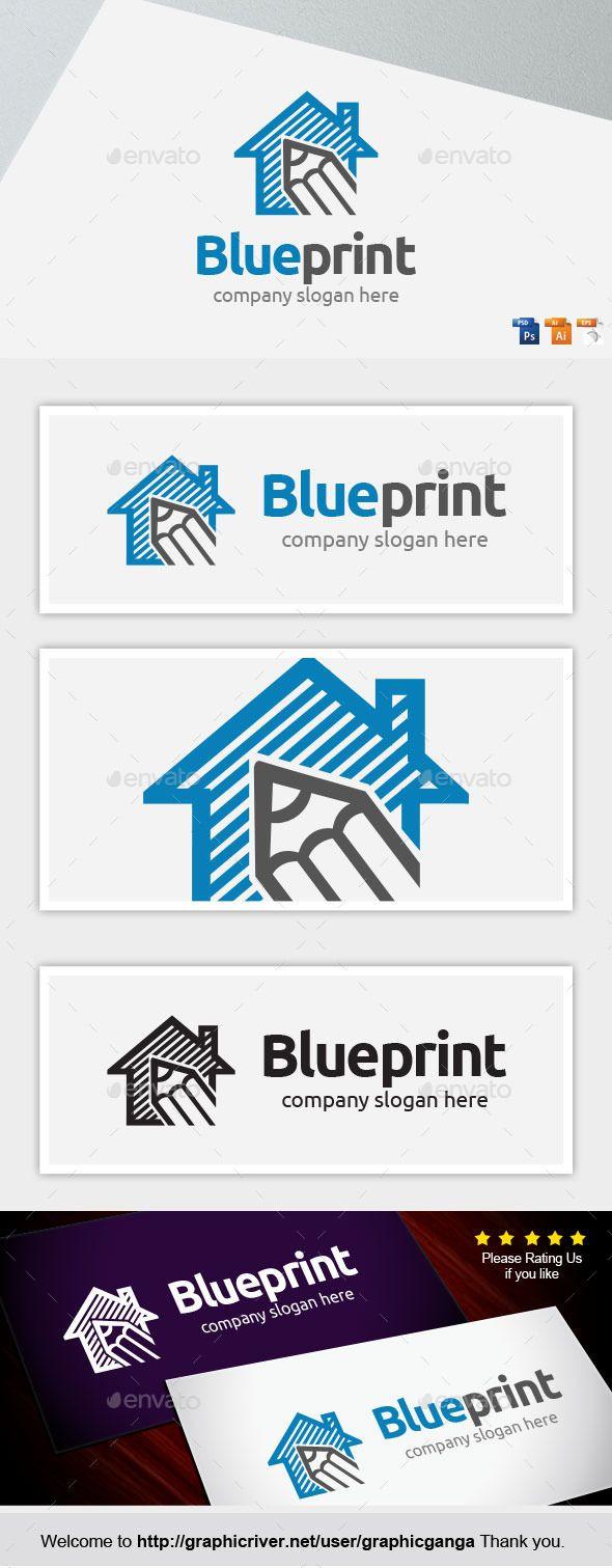 Blueprint pinterest building logo invert colors and logos blueprint by graphicganga file information 1 colorcmyk 2 print 100 balck3 invert color versionpsd ai eps ver 10 ourtline ver cs editable text malvernweather Image collections