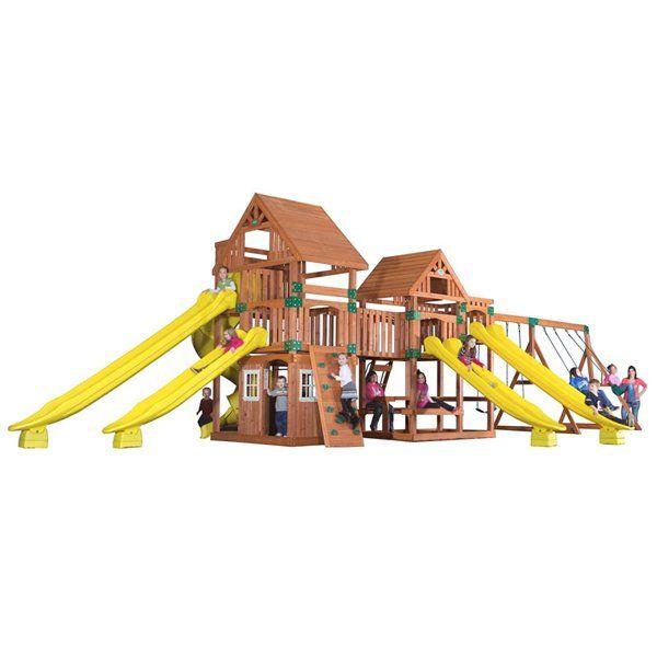 Safari Swing Set By Backyard Odyssey Backyard Discovery Buy
