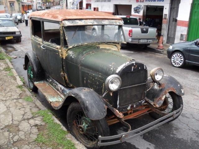 Ford 1929 Fordinho Tudor 29 Carros Anuncios De Carros Ford