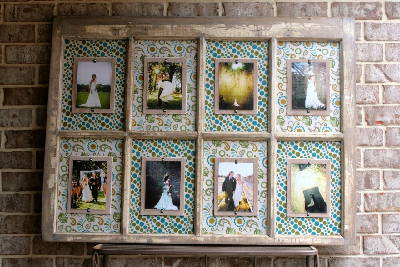 sale 15 off salvaged distressed old window with 5 x 7 picture frames picture - Distressed Window Frame