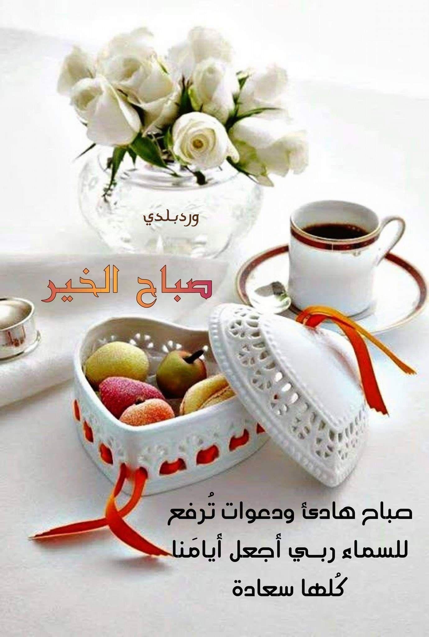 تشرق شمس يوم جميــــل فلا تحن لشيء مثل حنين الإخــــاء ولا يطربك شيء أحلى من الود والوفــــاء Good Morning Coffee Coffee Facts Coffee Love