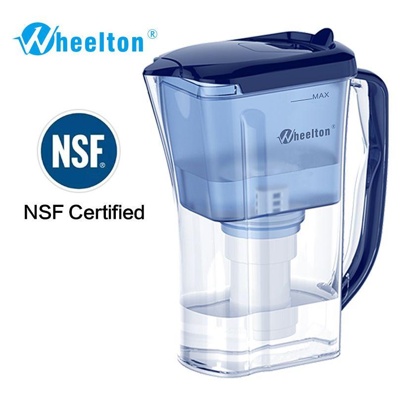 Wheelton Wasserfilter Krug 4,5 Tasse Haushalt Küche & Outdoor ...
