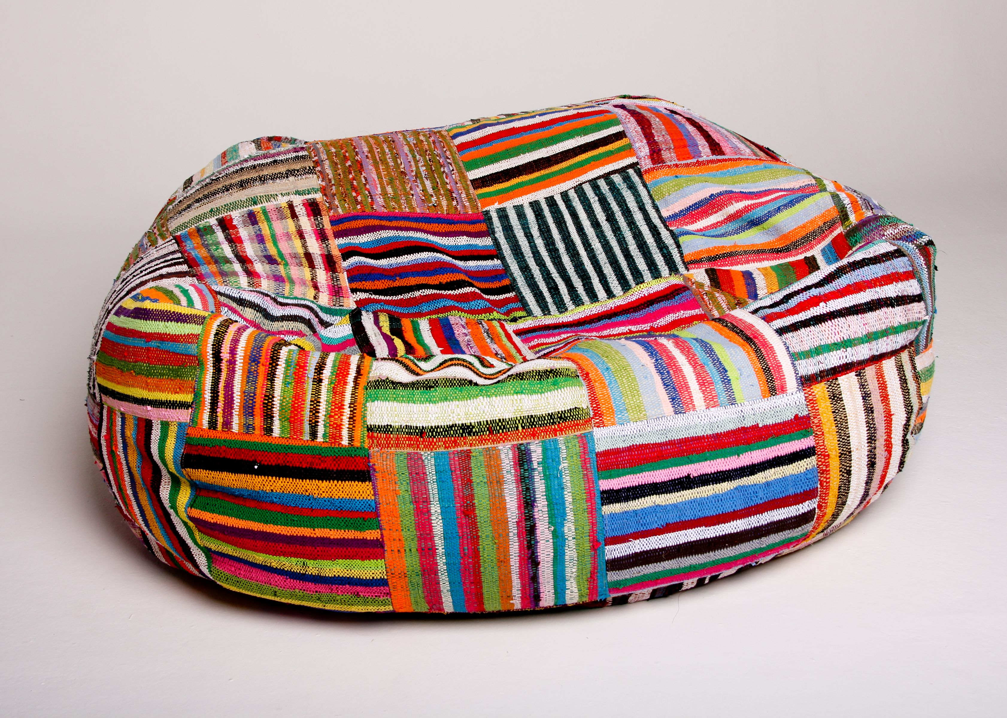 Excellent Tzoro Bean Bag Material Cotton Raffia Ashanti In 2019 Caraccident5 Cool Chair Designs And Ideas Caraccident5Info