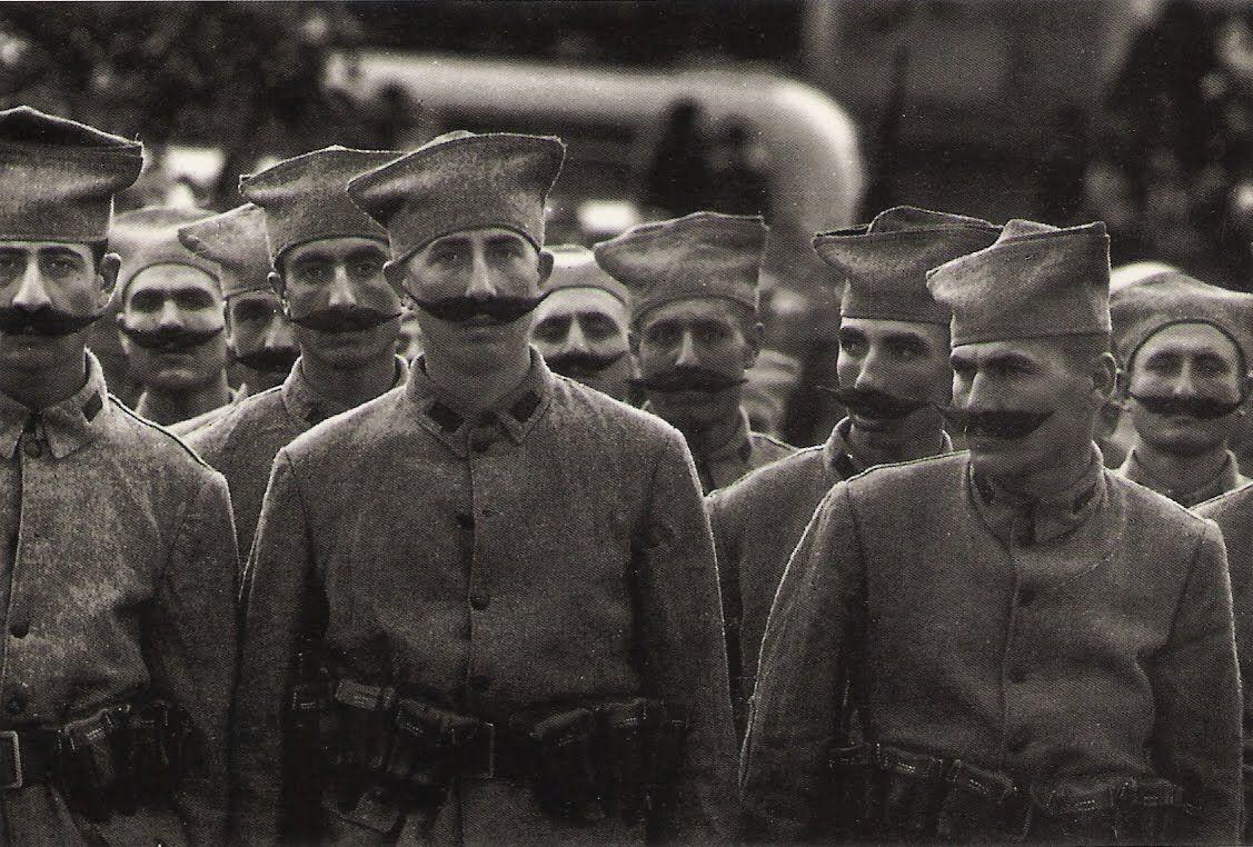 Ankara, Turquie, 1962. Photo by Jean Mohr. #mustache