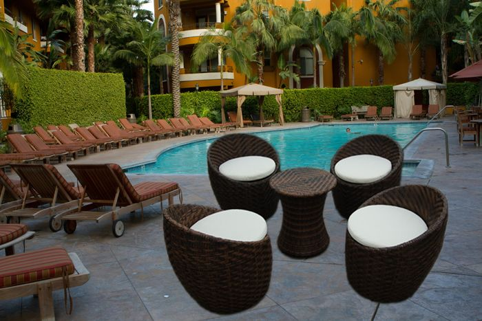 Furniture is the first requirements of any home, office, hotel, restaurant.  If - Patio Wicker Chairs Our Designs