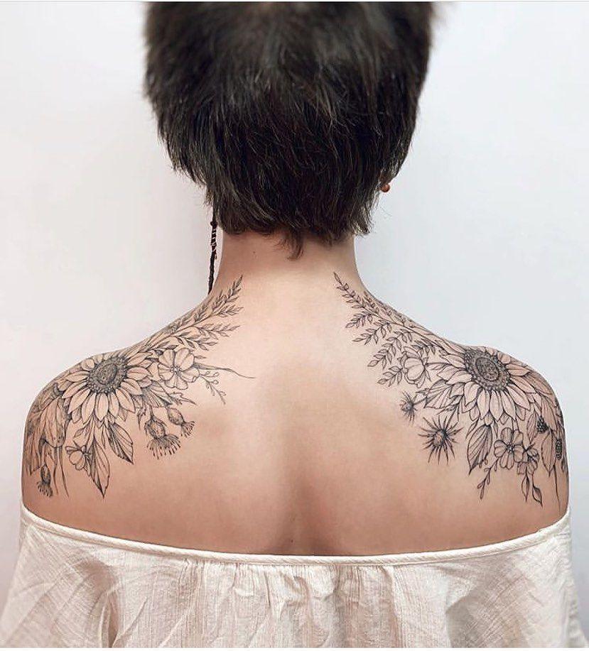 "Tattoos Paradise 740k on Instagram: "" Artista: ???? @ Sigam nossos outros perfis: @oficialtattoos @piercingsparadise @tatoosparadise"