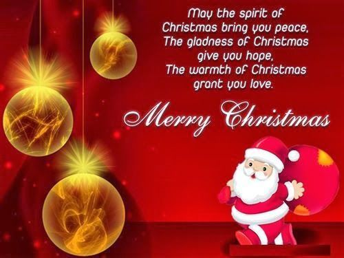 May The Spirit Of Christmas Merry Christmas Greetings Quotes Christmas Greetings Quotes Merry Christmas Message