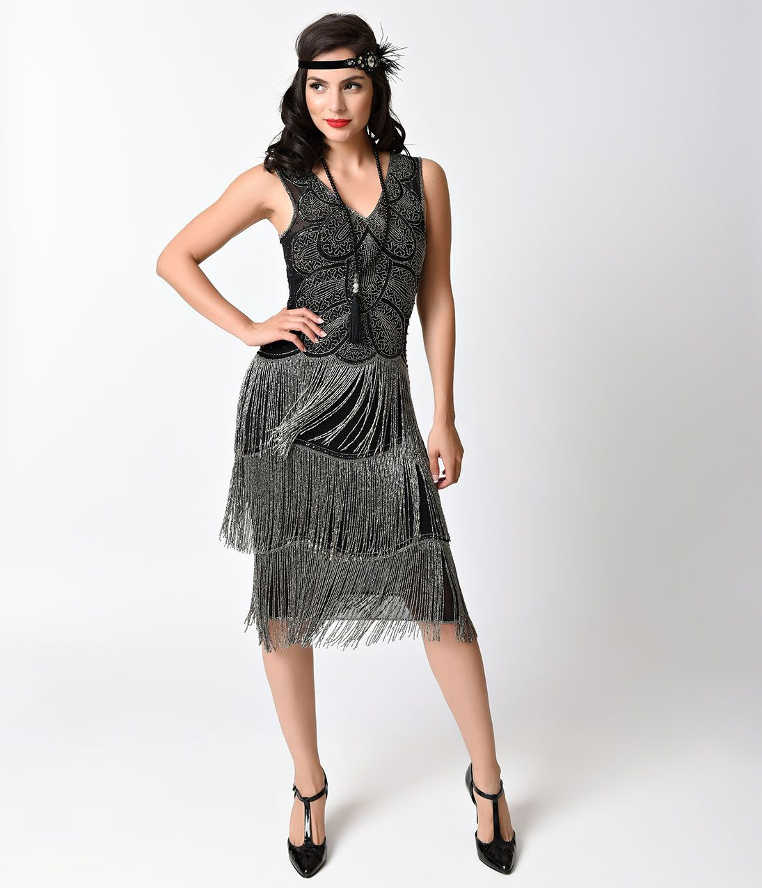 Flapper Dresses Quality 1920s Flapper Dress Fringe Flapper Dress Cocktail Dress Vintage Evening Dresses Uk [ 1275 x 1095 Pixel ]