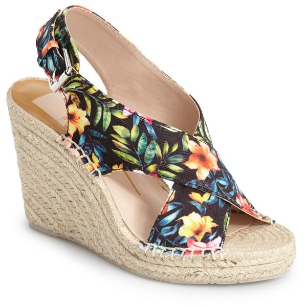 2db884475148 DV By Dolce Vita  Sovay  Wedge Sandal (Women) ( 40) ❤ liked on ...