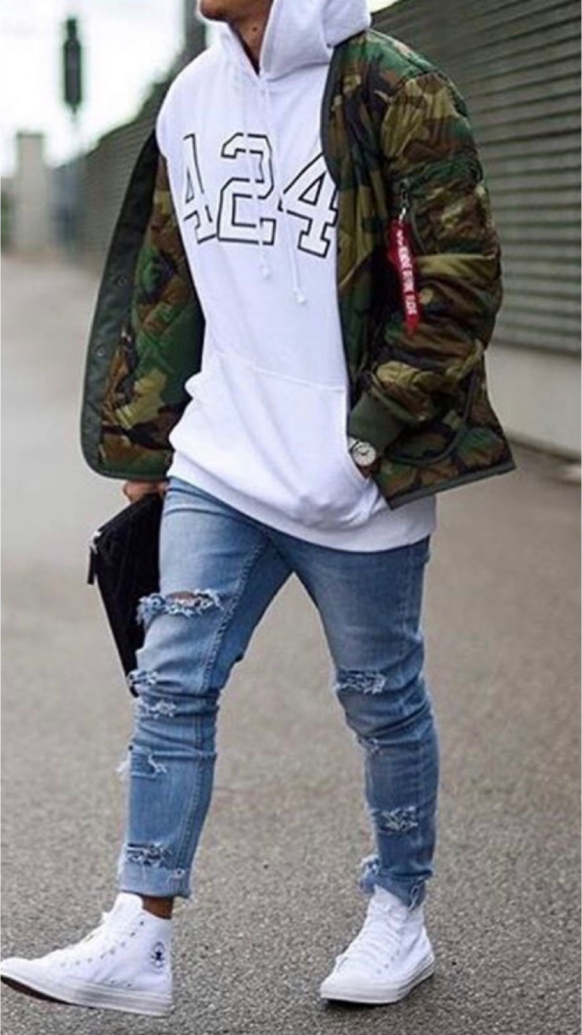 2converse uomo jeans