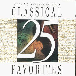 Amazon Com 25 Classical Favorites Pyotr Il Yich Tchaikovsky Johann Sebastian Bach Georges Bizet Wolfgang Amadeus Mozart Sergei Rachmaninov John With Images Music Book