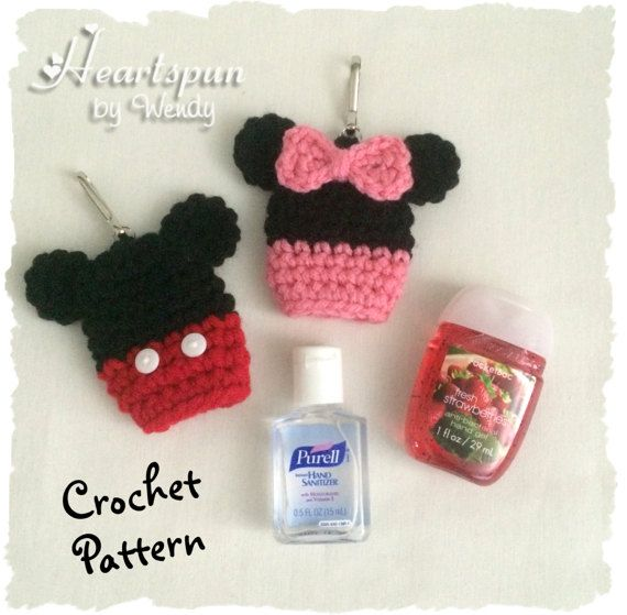 Save On This Crochet Pattern Bundle Mickey Mouse Minnie Mouse