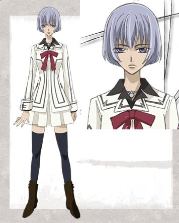 Vampire Knight Characters   Seiren   Vampire anime   Pinterest