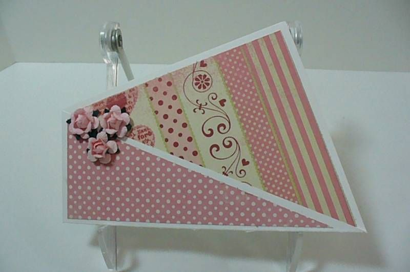 HYCCT1210  Twisted Pink Roses