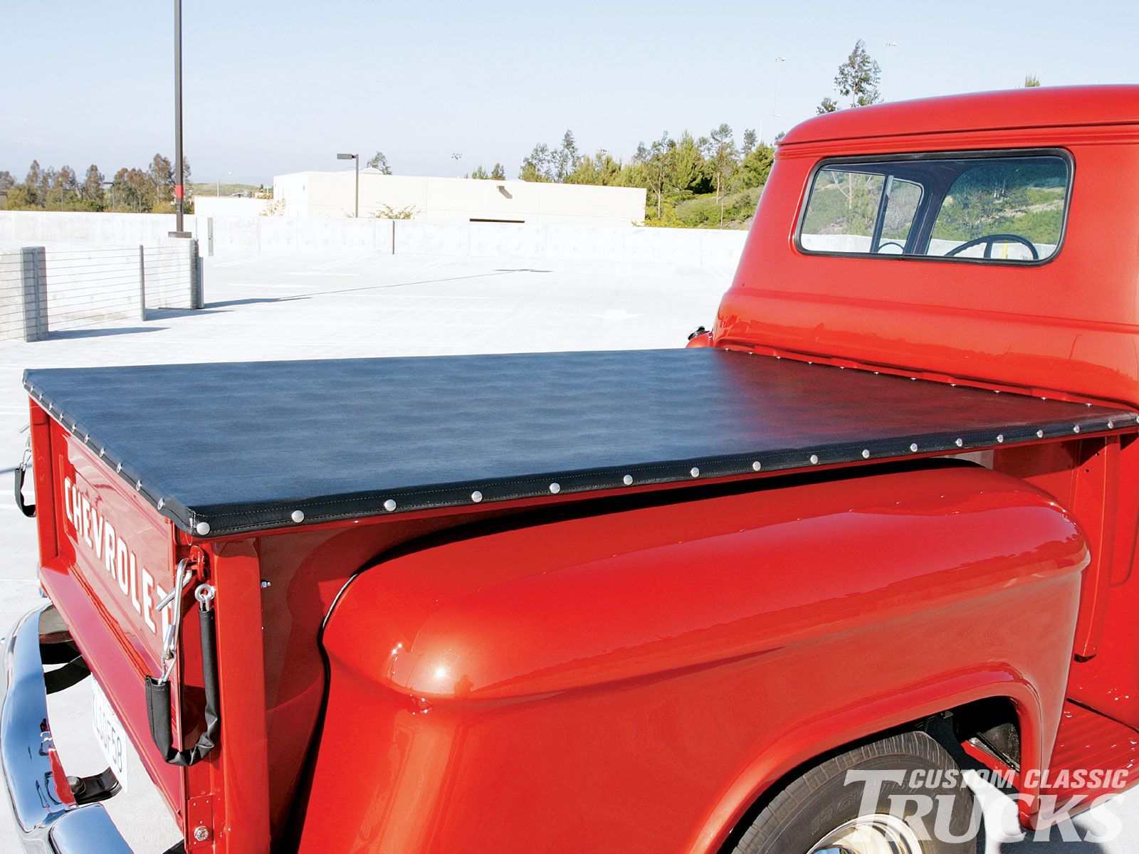 1958 Chevy Apache Pickup Truck Hot Rod Network Chevy Apache Truck Bed Pickup Bed Covers