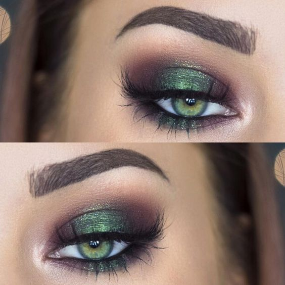 Photo of Eye Makeup For Green Eyes | Makeup Looks For Green Eyes – Part 22