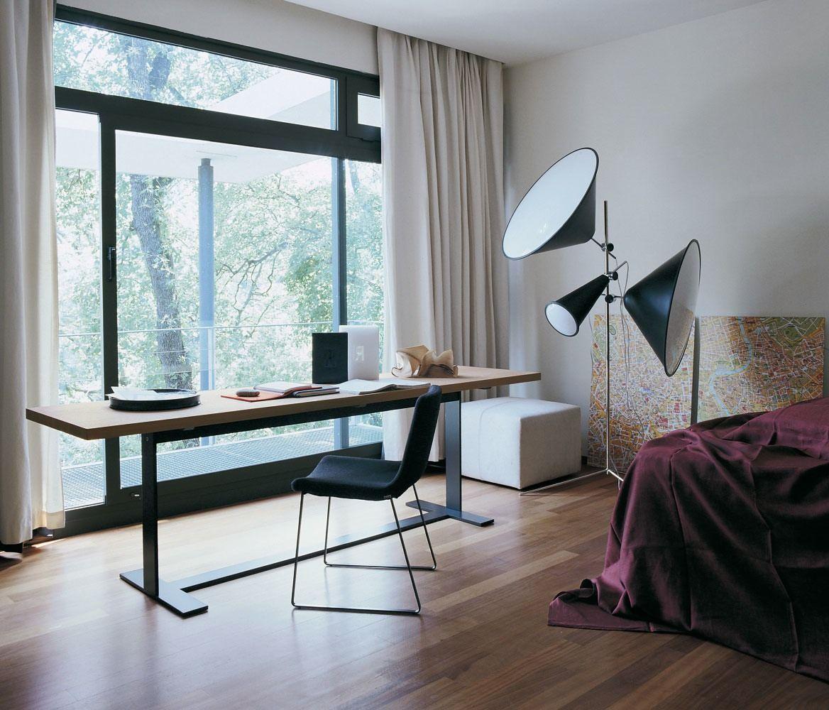 Dormitorio zona de oficinas