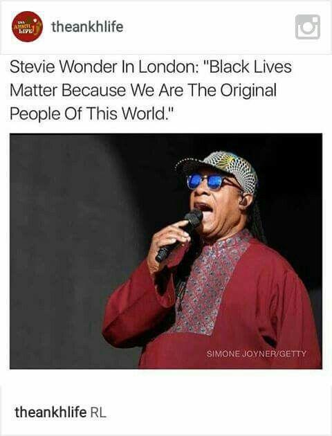 Even Stevie is awake