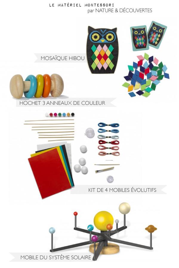 Nature & Découvertes a développé une collection de matériel ...