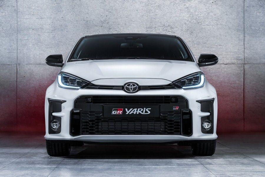 Toyota Gr Yaris 2020 Le Prix De La Citadine Sous Steroides Toyota Nouvelle Audi A3 Et Megane Rs
