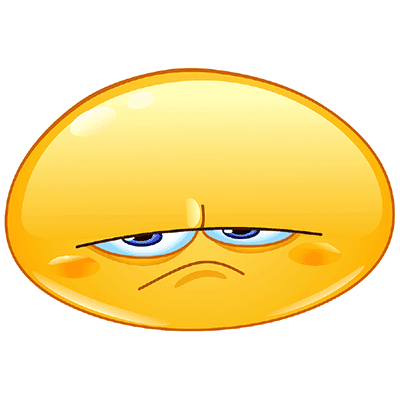 This Emoji Can Help You Express When You Aren T Pleased Or Have Had A Bad Day Funny Emoticons Emoticon Hug Emoticon