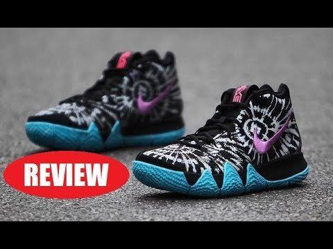 Nike Kyrie Irving 4 ASG NBA Allstar Sneaker Review Detailed Review Sneaker 0854e1
