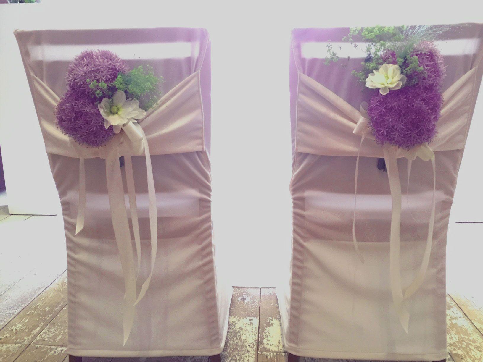 Kirchenstuhle Blumenschmuck Furs Brautpaar Blumenarrangements Tischdekoration Hochzeit Braut