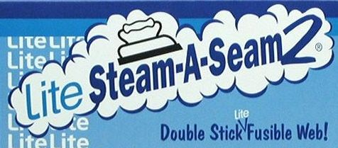 "18"" wide Steam-A-Seam II Lite is back in stock! See YOU at the shop ;-)"