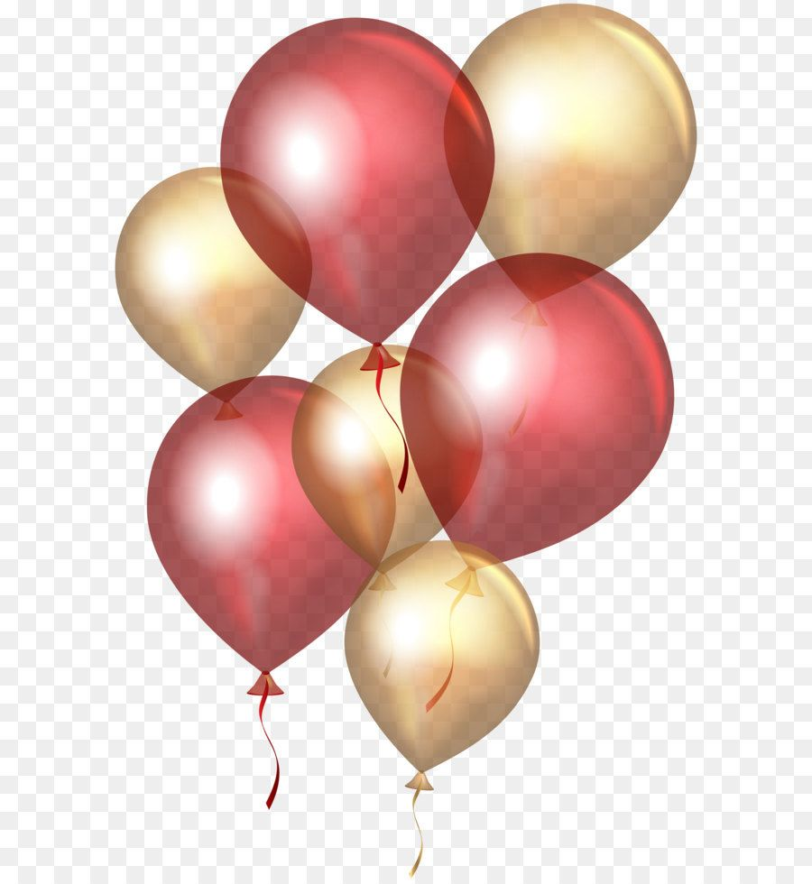 Balloon Gold Clip Art Transparent Red Gold Balloons Png Clip Art Unlimited Download Kisspng Com Gold Balloons Birthday Party Background Party Background