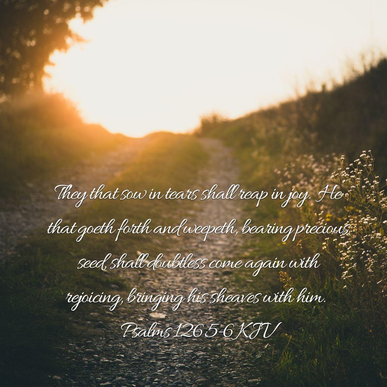 psalm 126 kjv