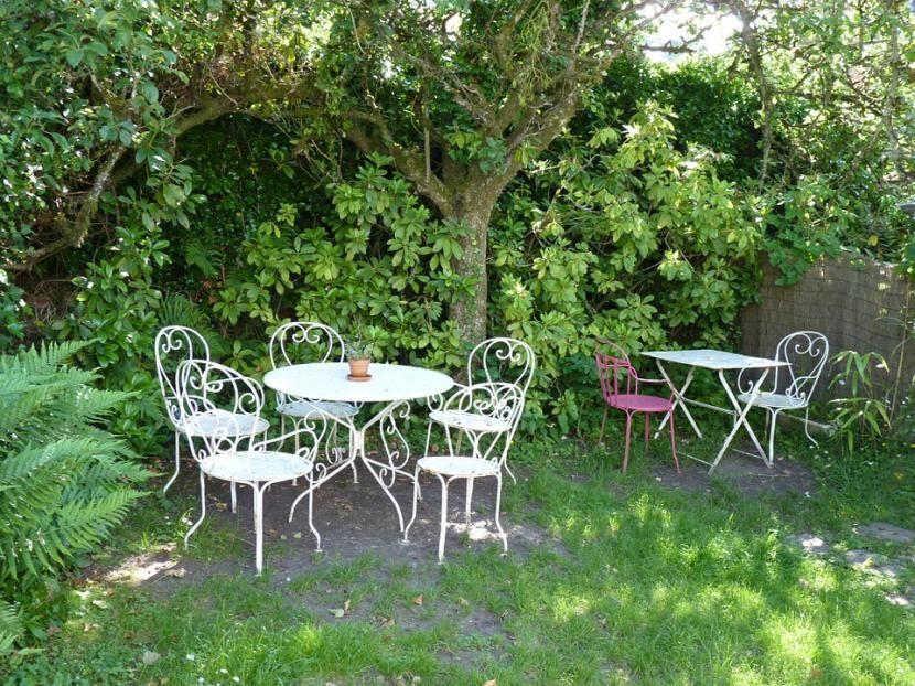 Te ayudamos a escoger tus muebles de jardín